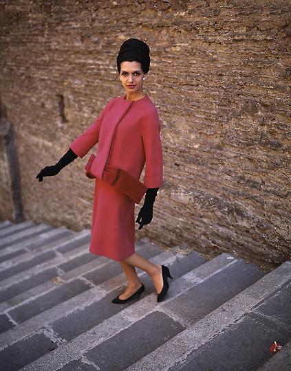 1960s 60s Italian Fashion Moda Style Vintage Retro Moda Com