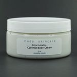 Extra Hydrating Coconut Body Cream - Moda
