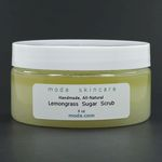 Lemongrass Sugar Scrub - Moda