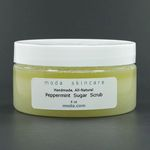 Peppermint Sugar Scrub - Moda