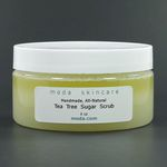 Tea Tree Sugar Scrub - Moda